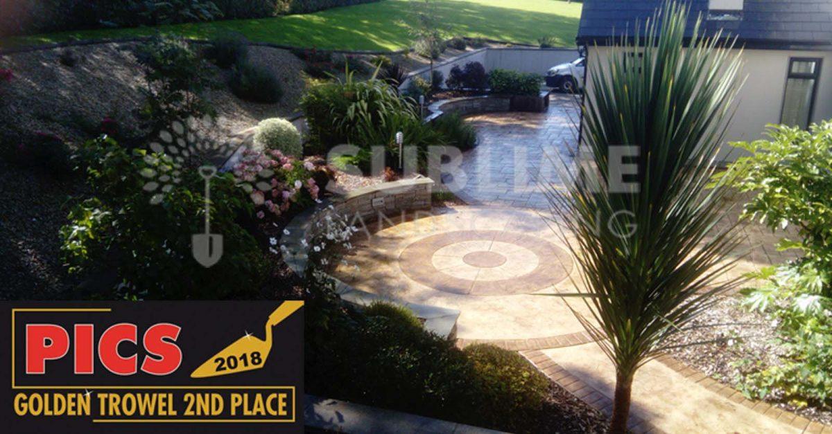 Imprinted Concrete Awards Cork